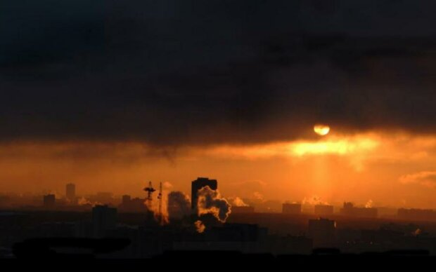 Натуральный Армагеддон: украинцы сфотографировали нечто пугающее