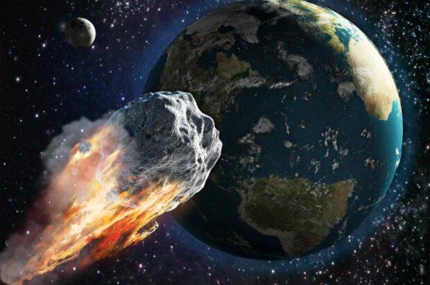 Смертоносний астероїд все ближче до Землі