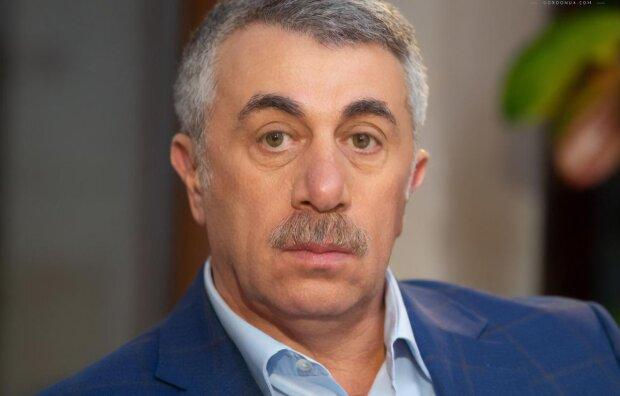 Євген Комаровський, фото - https://www.instagram.com/doctor_komarovskiy/