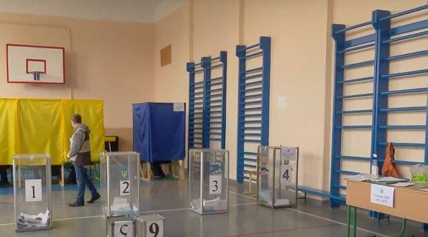 Выборы в Украине: скриншот: Youtube