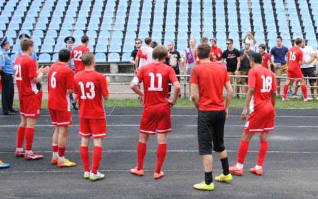 Скандал в українському футболі: клуб відсторонив шість гравців через тоталізатор