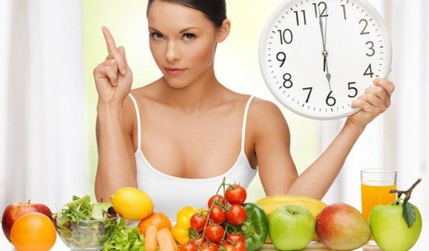 Как придерживаться дробного питания