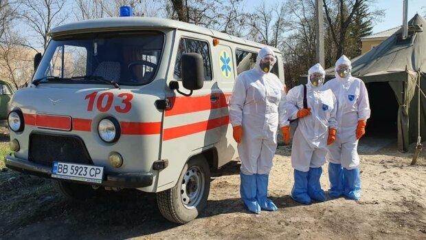 """КНП """"Біловодська багатопрофільна лікарня"""" , фото: Сергій Шахов, Facebook"""