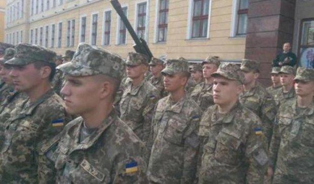 Академія сухопутних військ ім. Сагайдачного отримала статус національної