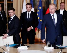Володимир Зеленський і Володимир Путін, фото: t1.ua