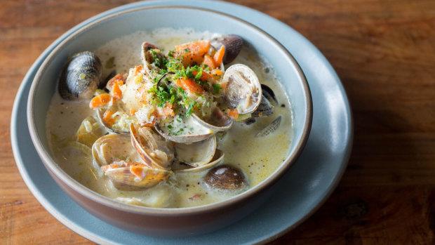 Суп из моллюсков: рецепт для настоящих гурманов