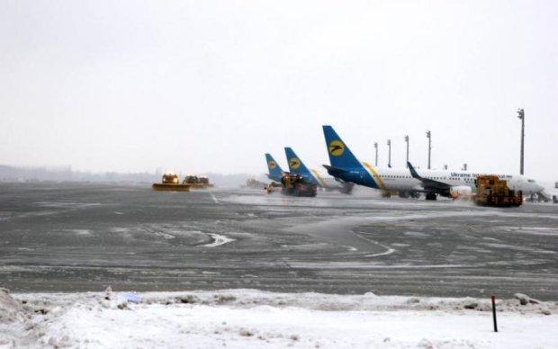 Терміново! Аеропорт Бориспіль паралізувала НП