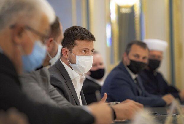 Зустріч Зеленського з представниками релігійних громад, фото: president.gov.ua