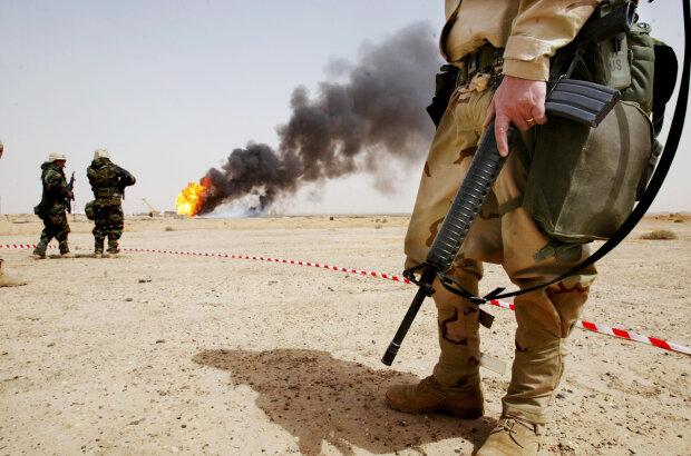 армія США в Іраку, фото GettyImages
