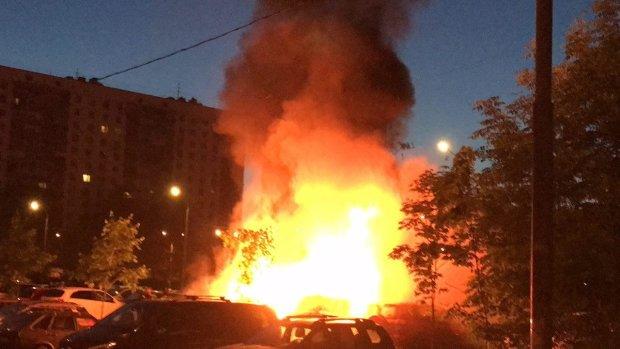 Жахливий вибух відправив у повітря пекарню, багато постраждалих: перші фото з місця катастрофи