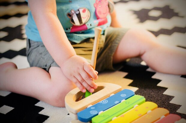 Детские игрушки - фото innovo
