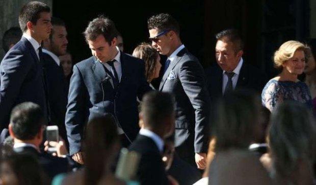 Роналду подарував своєму агенту на весілля острів