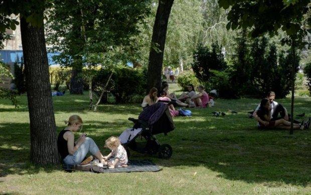 Погода в последнюю неделю лета удивит украинцев