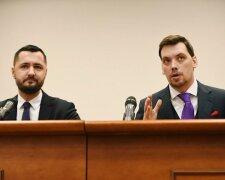 Олексій Гончарук і Роман Опімах, Telegram