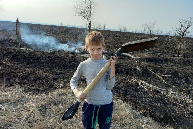 6-річний Семен / фото : Комсомолка