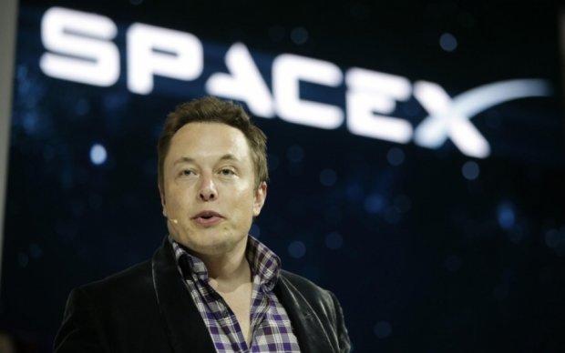 Маск рассказал о грандиозных планах SpaceX