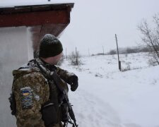 Військовий, фото з вільних джерел