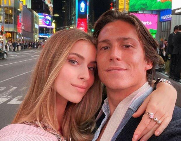 София Евдокименко с бывшим парнем, фото: Instagram