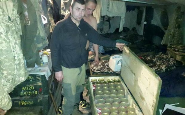 Знахідка в тушонці збентежила українських воїнів