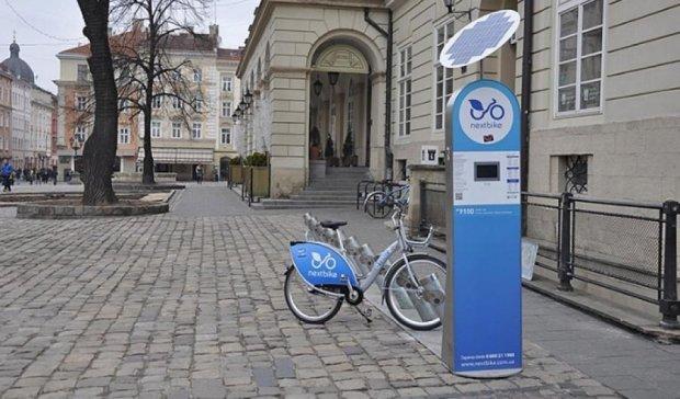 У Львові запускають муніципальний велопрокат (фото)