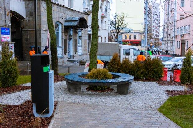 Экопарк в Киеве