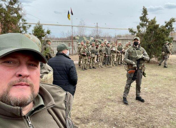 м. Золоте, Луганська область - фото з Фейсбук