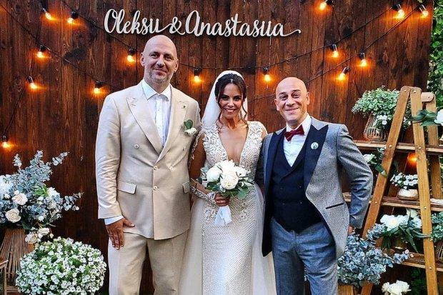 Весілля Каменських і Потапа: Полякова показала, які подарунки від гостей отримала пара