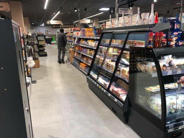 Супермаркет, фото: Facebook