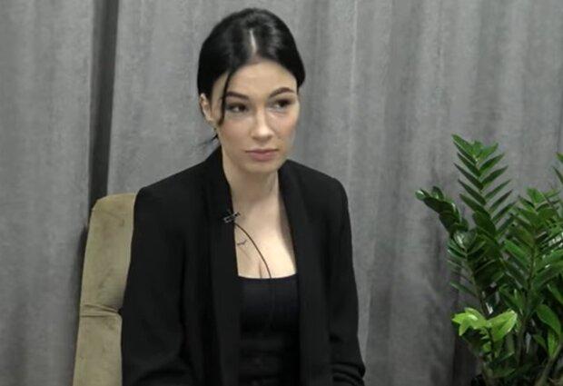 Анастасия Приходько, кадр из видео