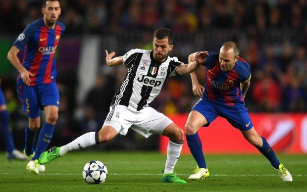 Барселона планує придбати зірку Ювентусу