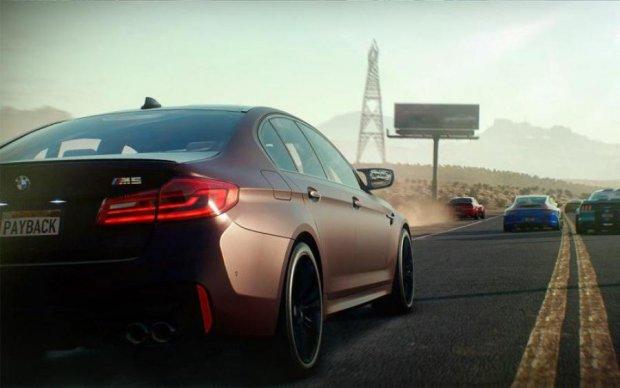 EA подогревает интерес фанатов к культовой гоночной игре