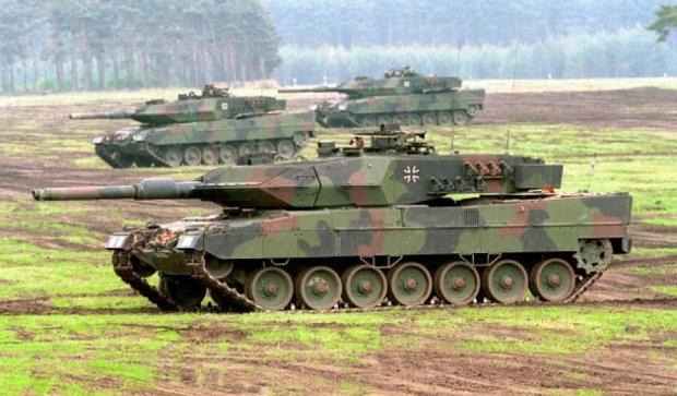 Эстония построит полигон для тренировок тяжелой бронетехники НАТО
