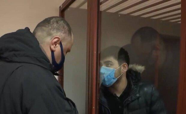 Підозрюваний / скріншот з відео