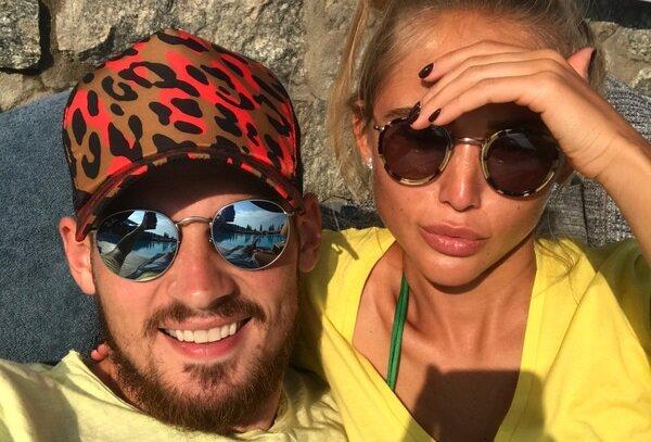 Денис и Валерия Бойко, фото из свободных источников