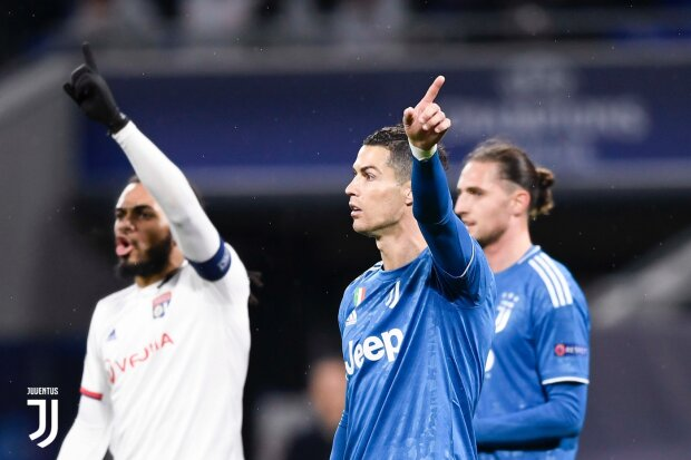 Ювентус програв Ліону в матчі Ліги чемпіонів, twitter.com/juventusfc