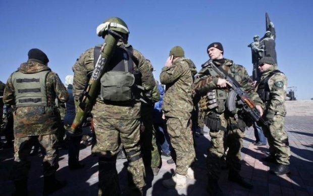 Месть за День Независимости? Орки Путина превратили Донецк в сущий ад