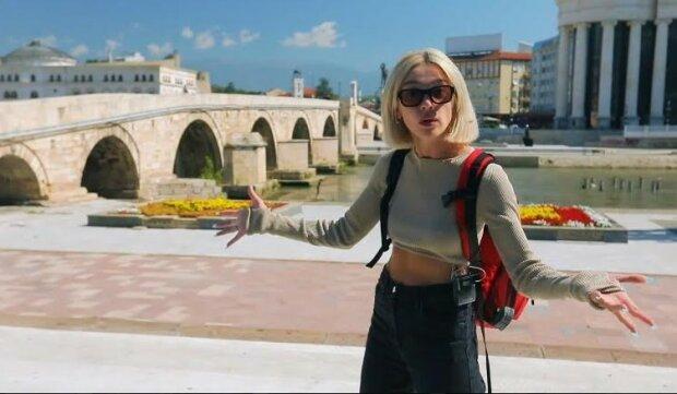 """Івлєєва з """"Орла і Решки"""" показала місце страти і вокзал: """"Більше пам'яток не залишилося"""""""