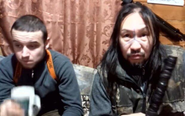 Якутский шаман, скриншот с видео