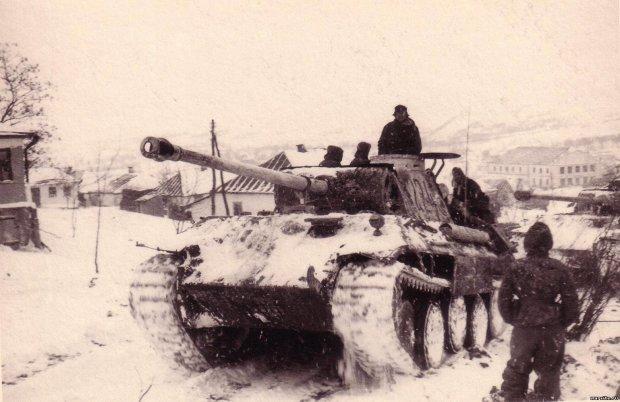 Днепровско-Карпатская наступательная операция