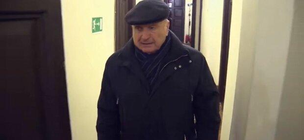 Михайло Жванецький, фото: скріншот з відео