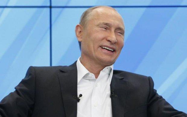 """""""А давайте тракториста"""": Путіна розсмішив збоченський анекдот"""