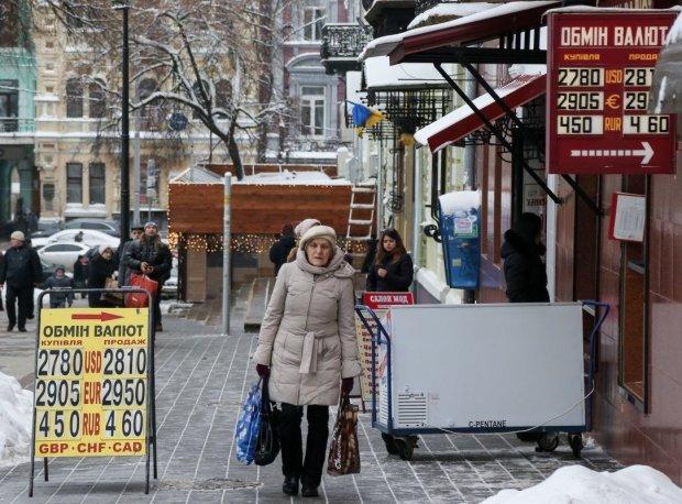 """В Украине первая неделя зимы """"отморозила"""" доллар, и это только начало"""