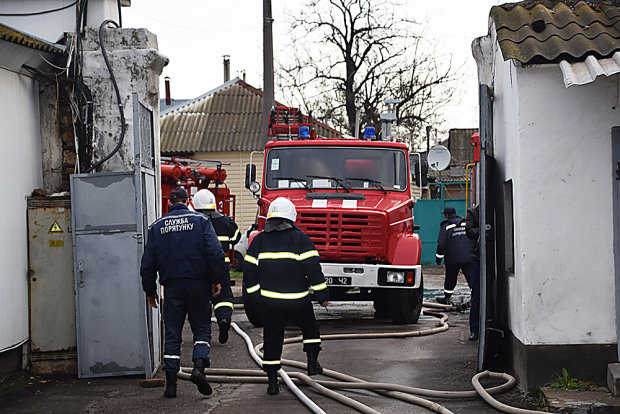 В Киеве заживо сгорели двое людей