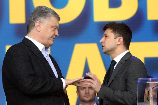 """Порошенко позвонил Зеленскому: """"Соперничество - в прошлом"""""""