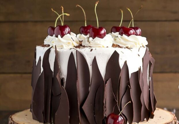 Шоколадный торт, фото: instagram.com/hectorjimenezbravo