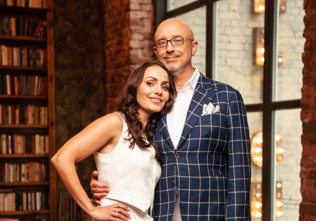 Юлія Зорій та Олексій Резніков, фото надане пресслужбою ICTV