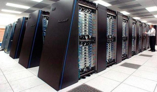 IBM создаст  самый мощный компьютер в мире
