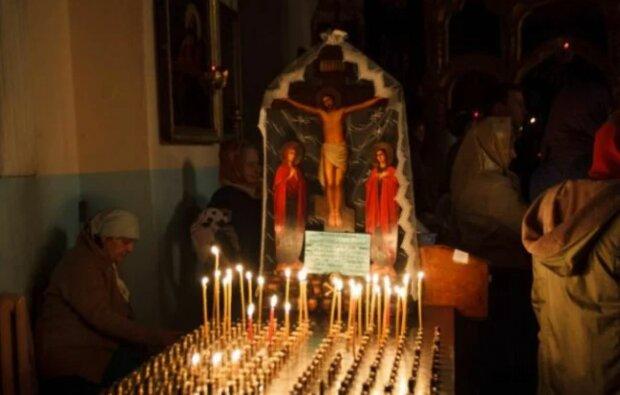 Молитва, фото: Unian