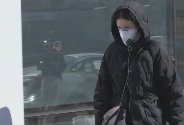 Карантин, кадр из видео