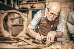 Пенсионер, фото freepik